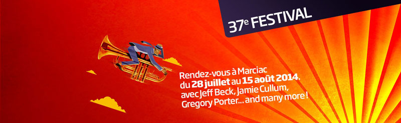 Jazz in Marciac 2014