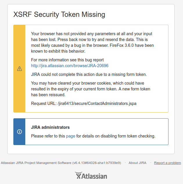 What Xsrf Security Token Size