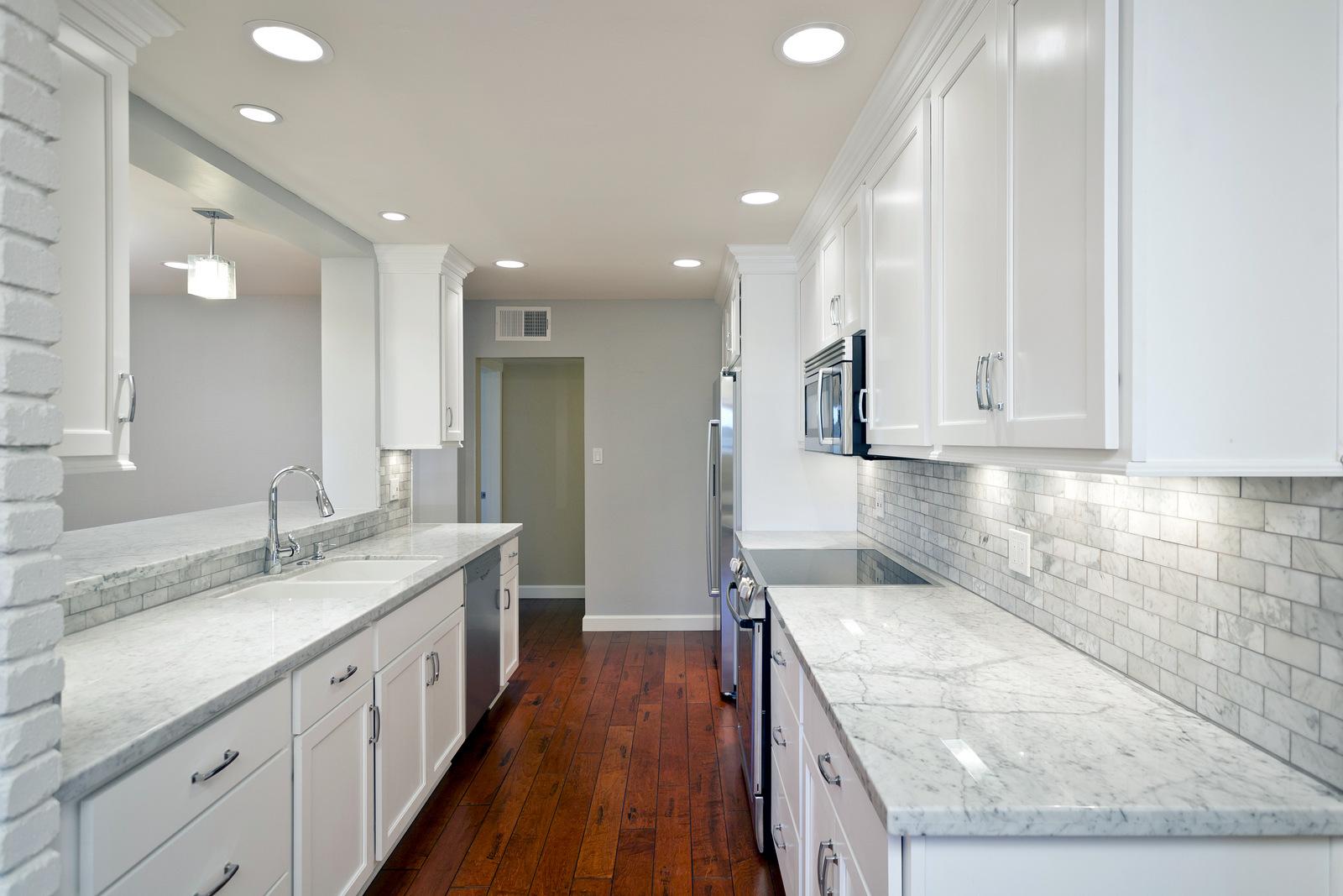 Kitchen Renovation U Shaped