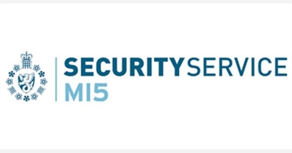 Mi5 Security Service