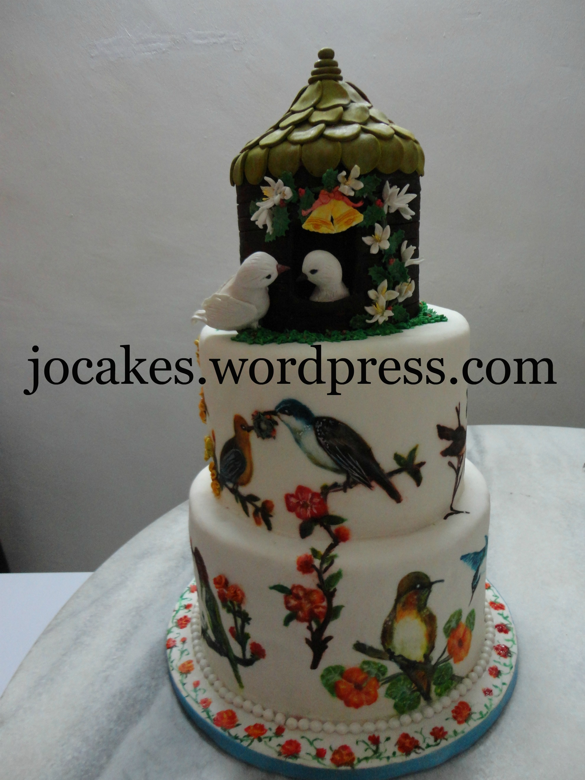 My Competition Cake Jocakes