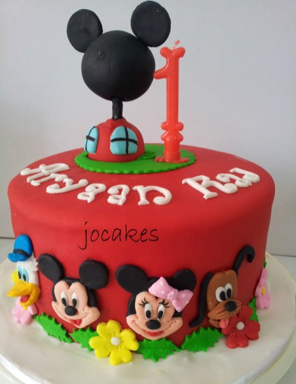 Boys Birthday Cake Jocakes