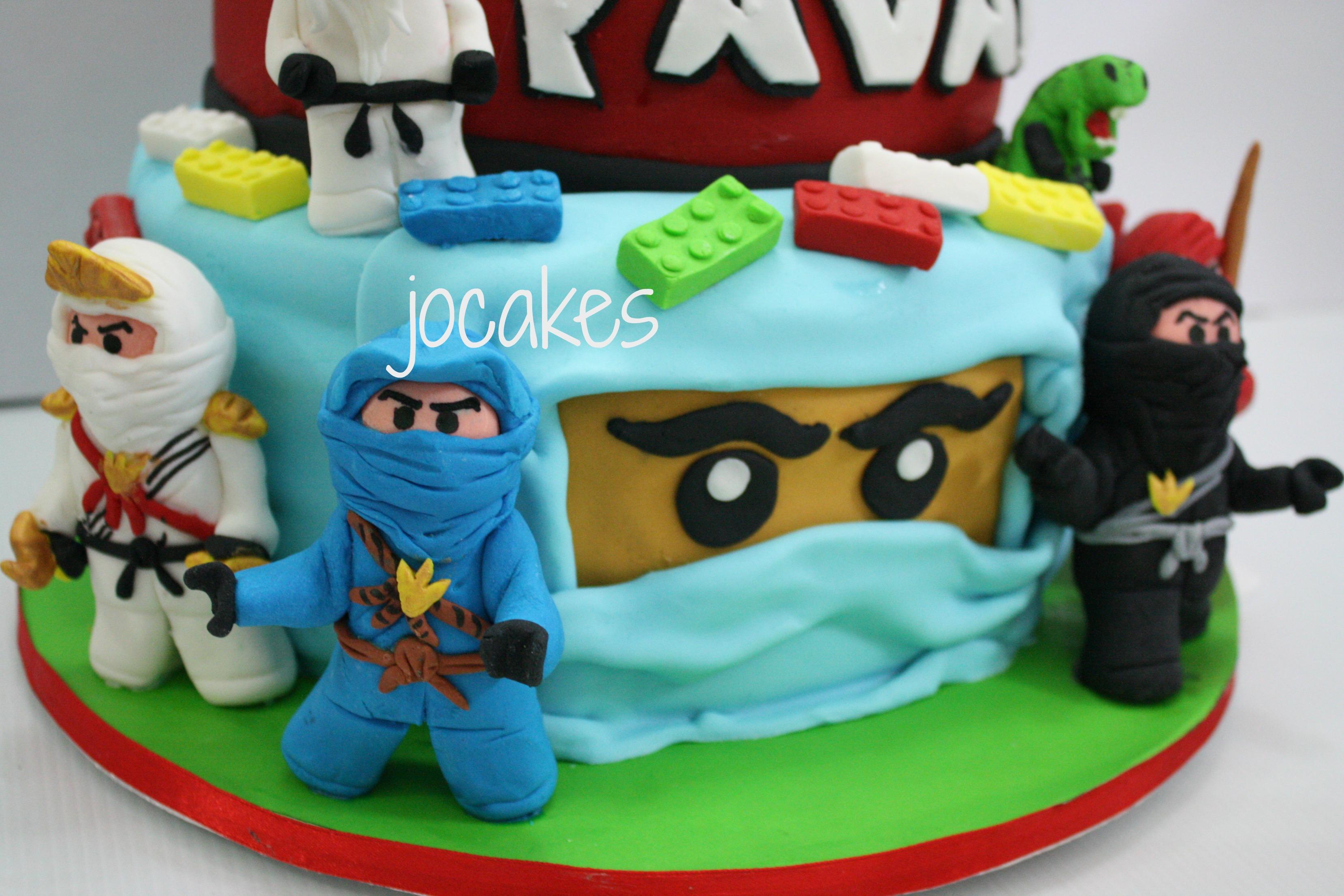 7 Year Old Cake Jocakes