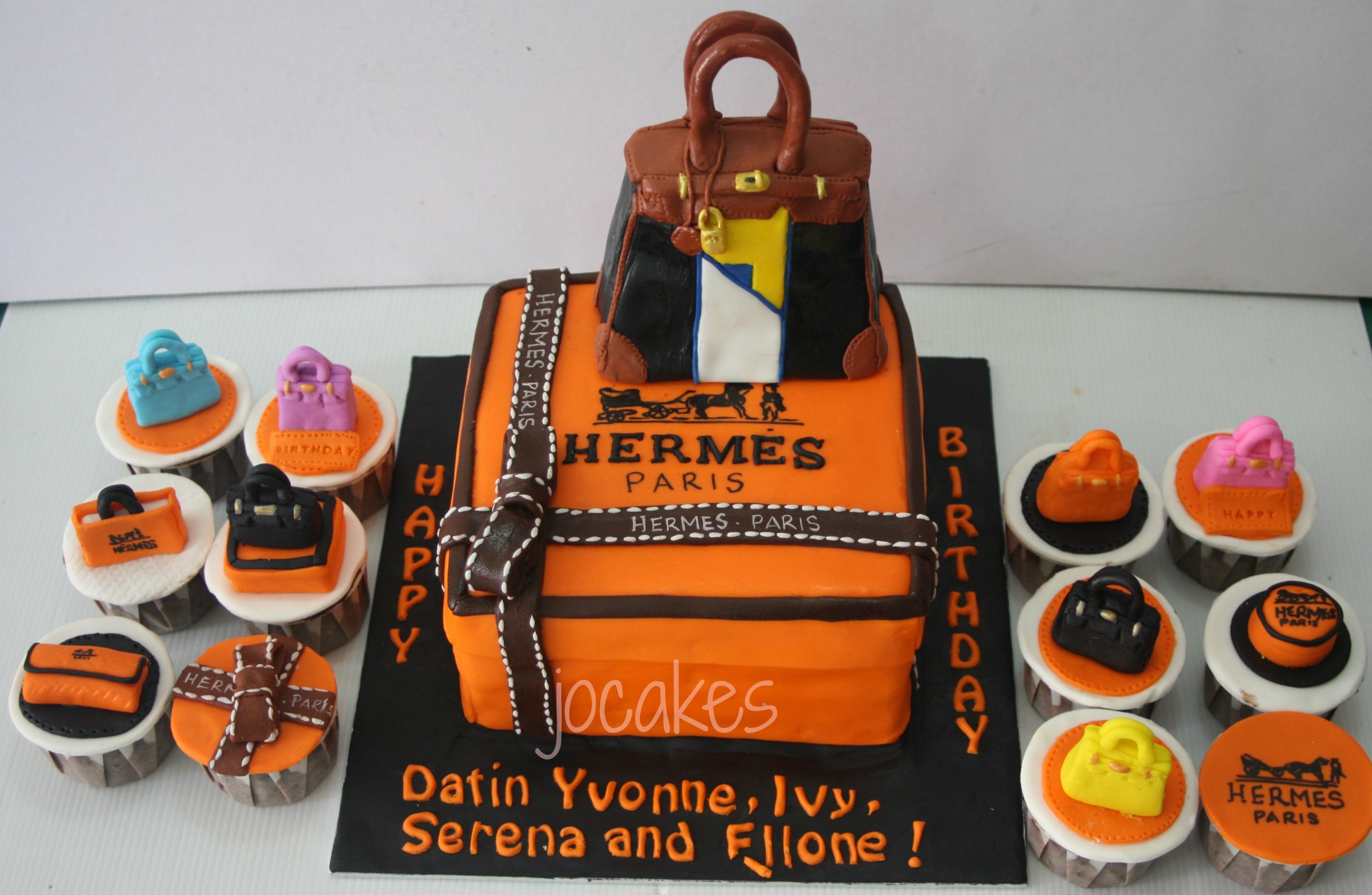 Handbag Cake Jocakes