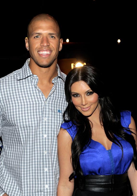 Kim Kardasian Was Married Griffin