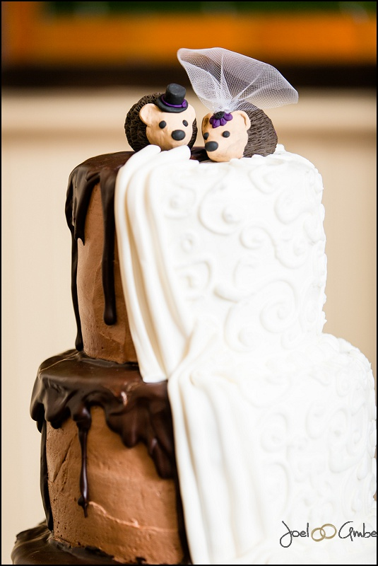 How To Preserve The Wedding Cake for Your Anniversary      Joel and     www joelandamberphotography com