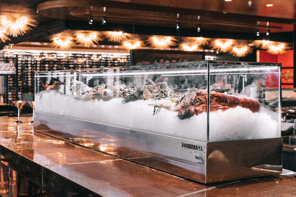 Metro Fish And Seafood Menu