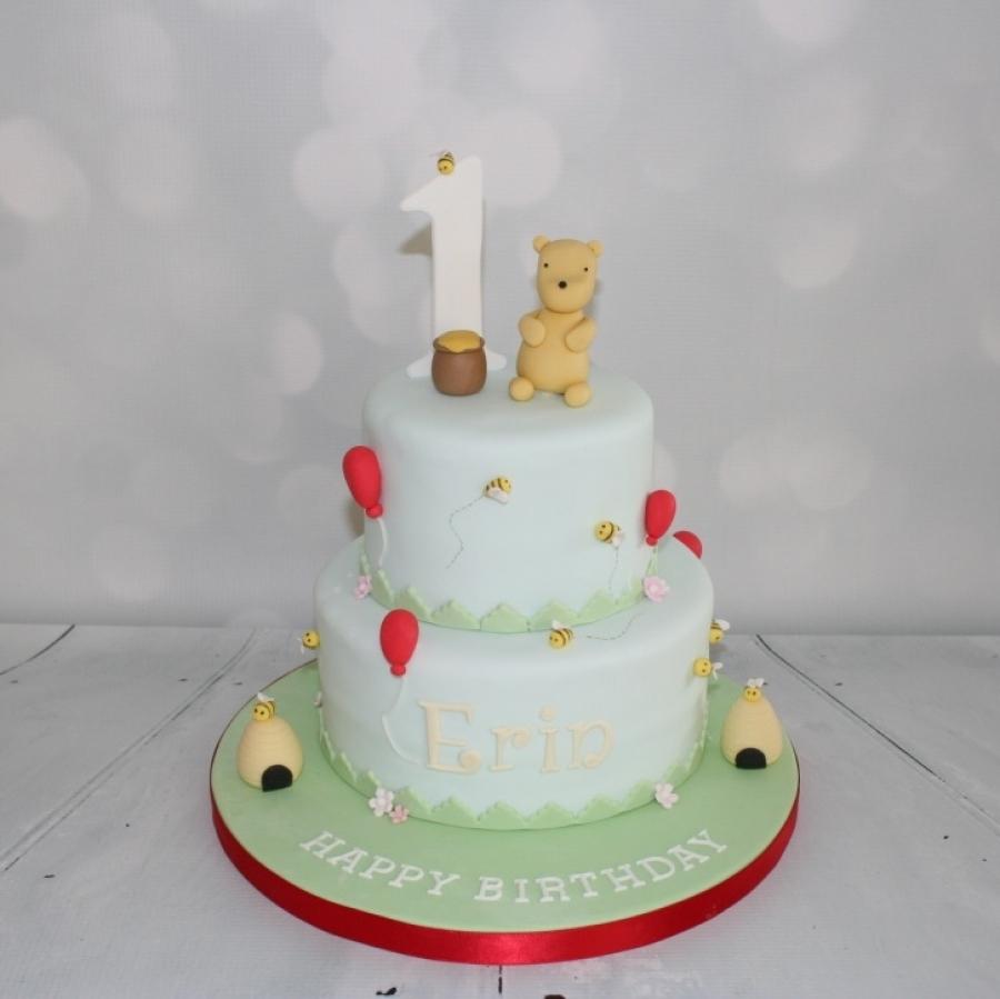 Winnie The Pooh 1st Birthday