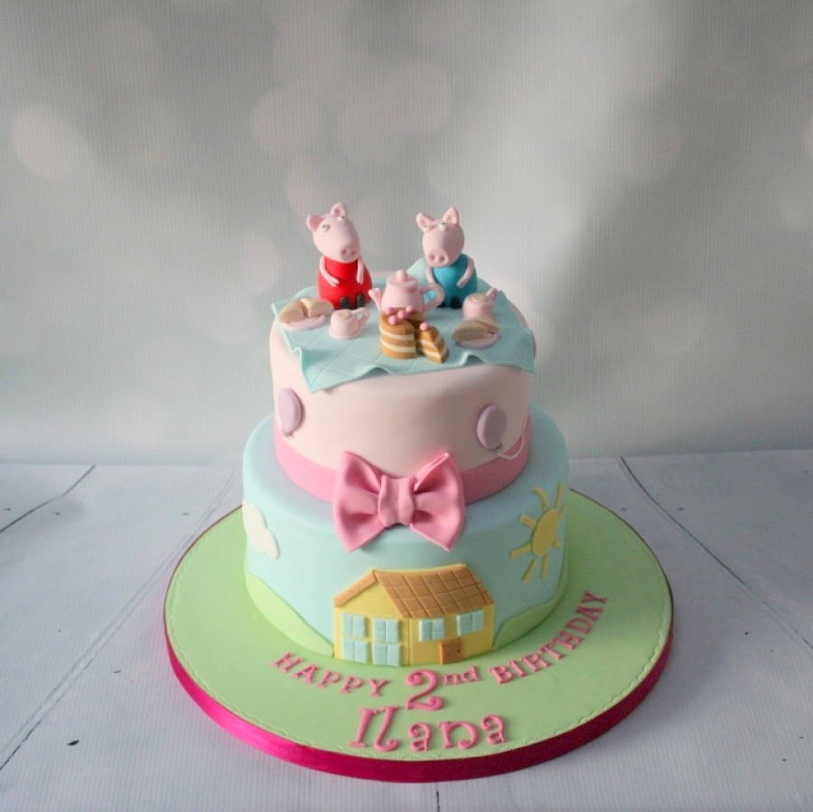 Baby Shower Cakes Make Home