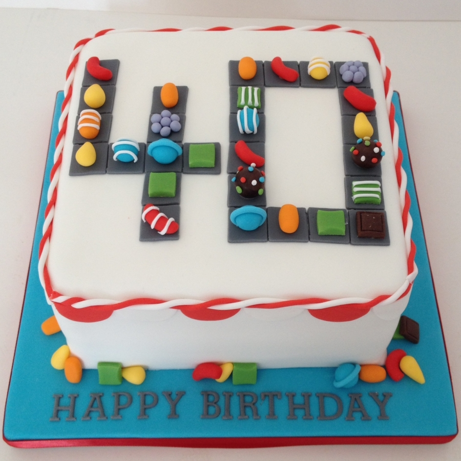 Adult Birthday Cakes For Men