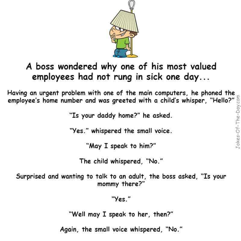Funny Joke Day Clean