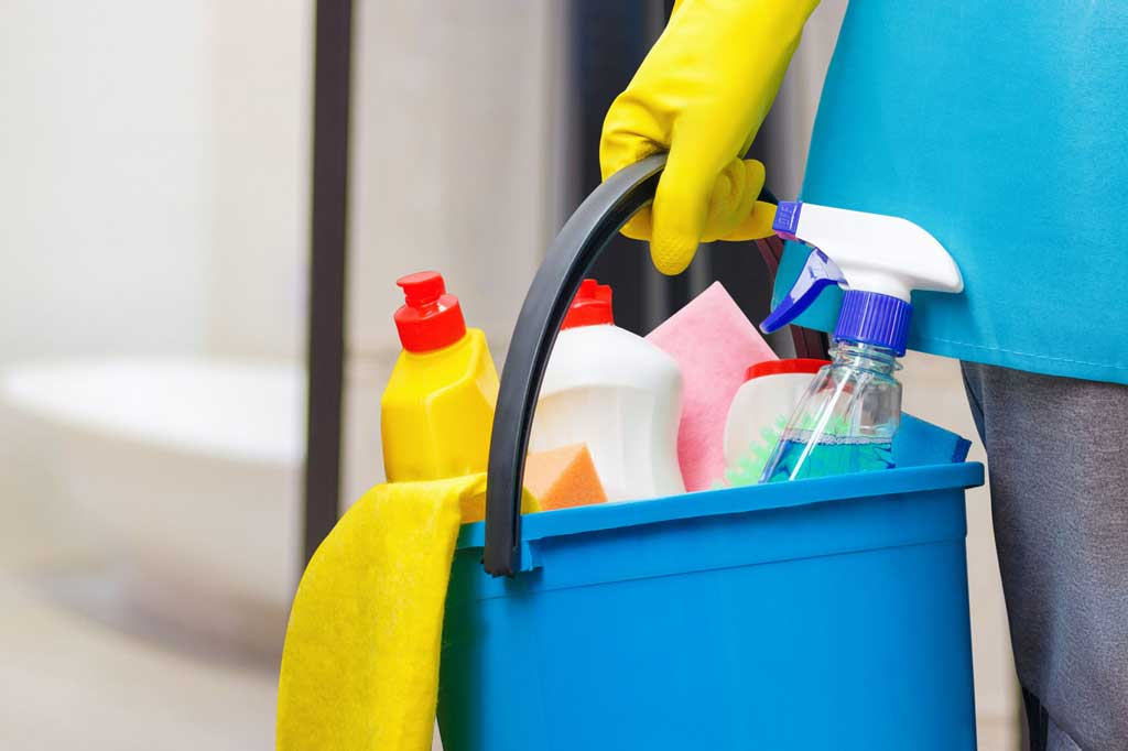 Sanitation cleaning services Riverside