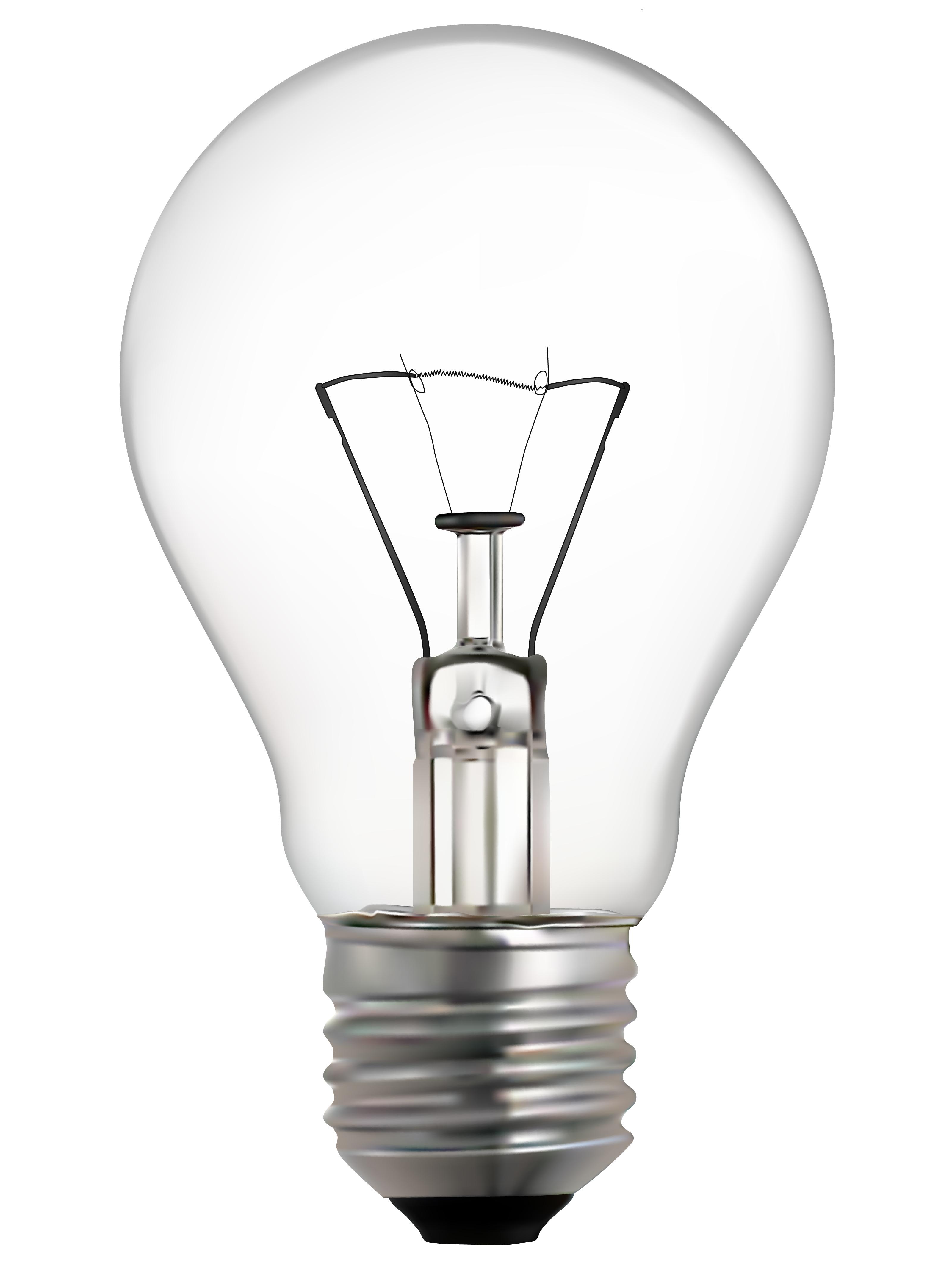 Flat Light Bulb