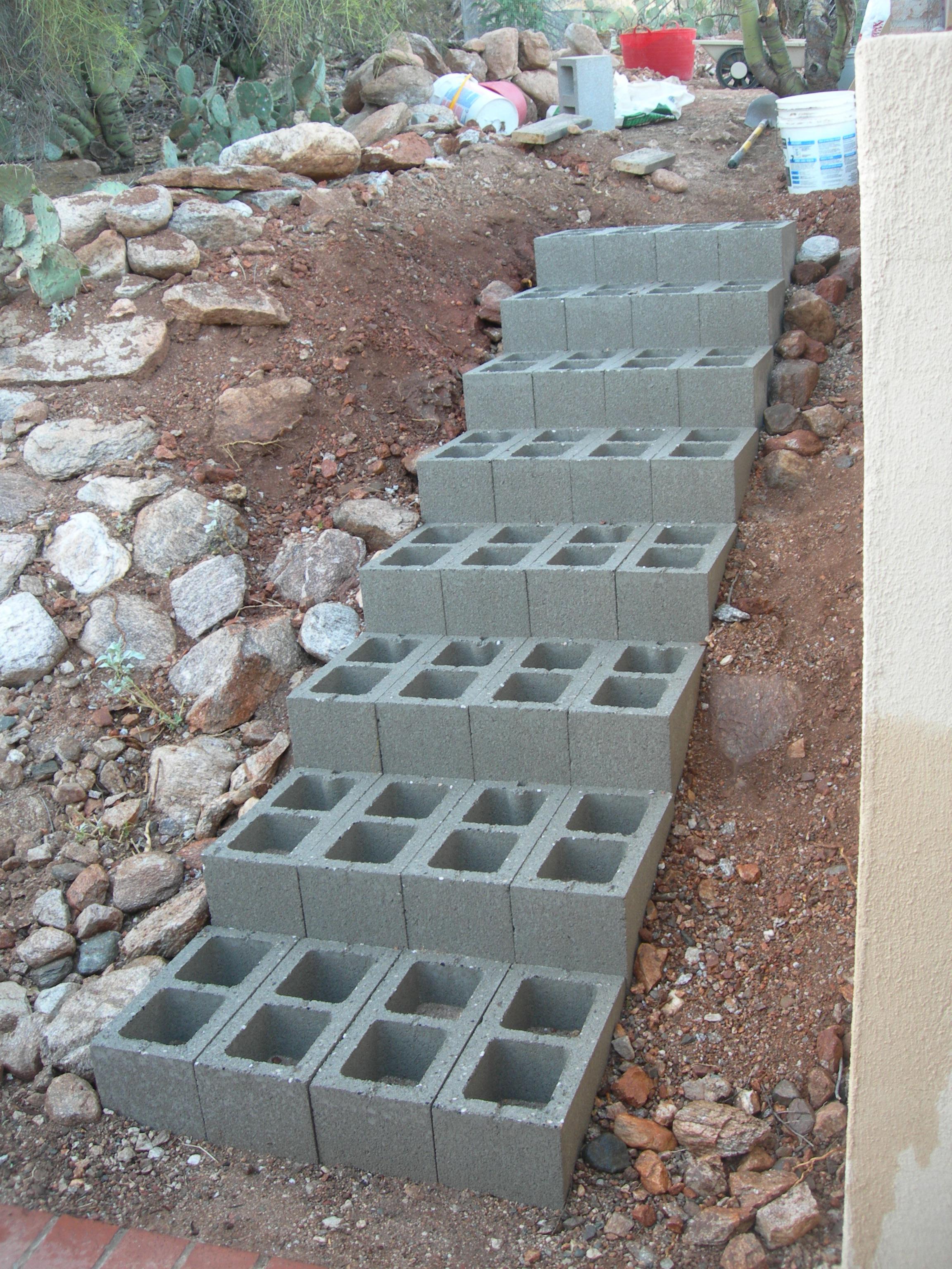 Outdoor Brick Patio