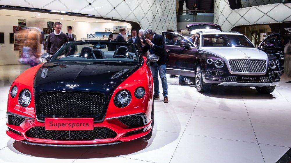 Custom Two Tone Colored Bentley Arnage Ugly Or Beautiful