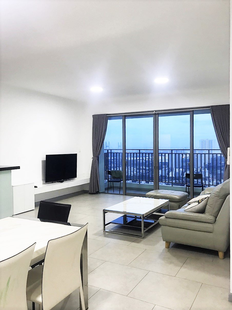 Best 2 Bedrooms Apartment For Rent Riviera Point Dictrict 7 With Pictures