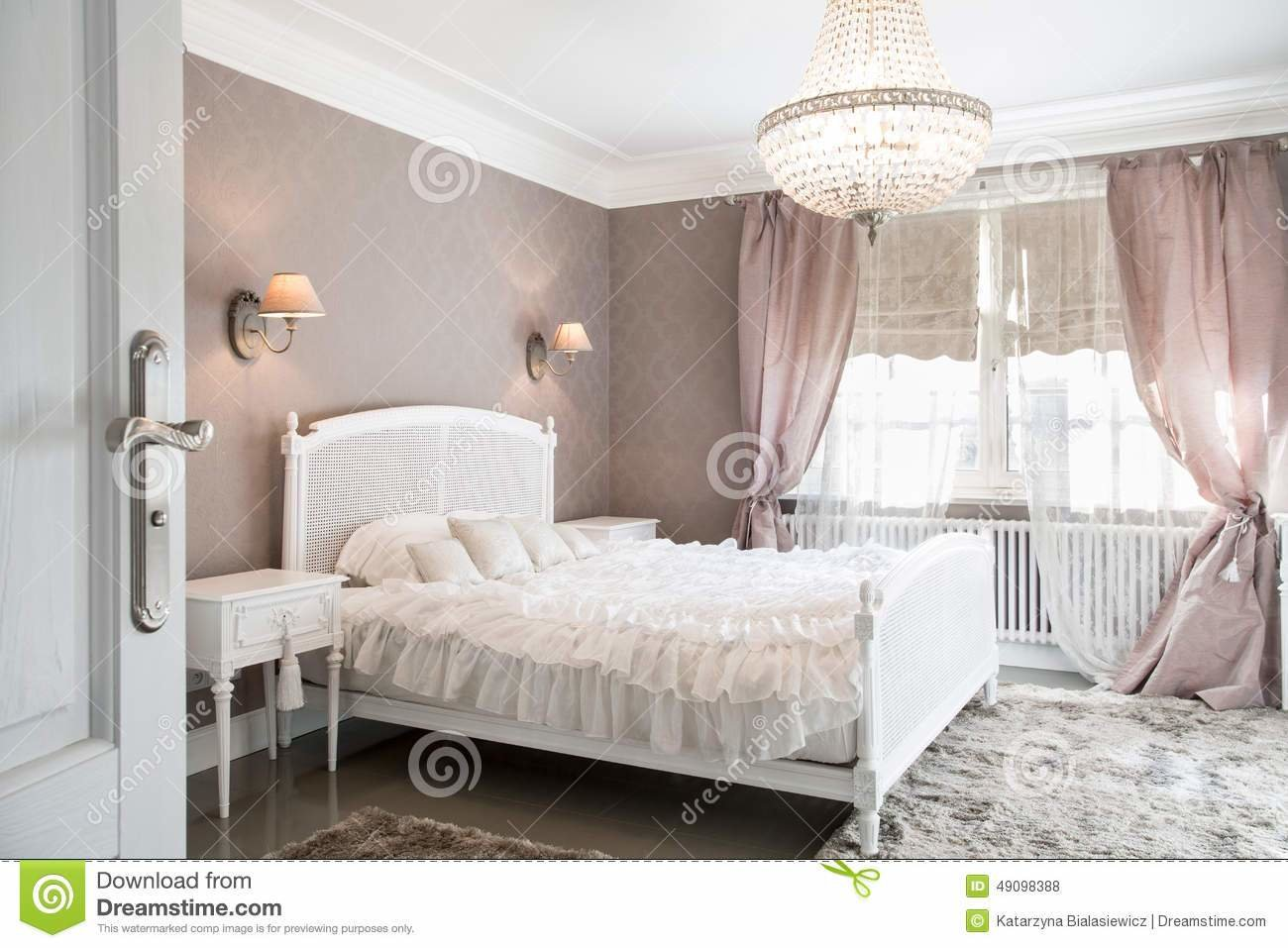 Best Ideal Bedroom For Woman Stock Photo Image Of Bedclothes With Pictures