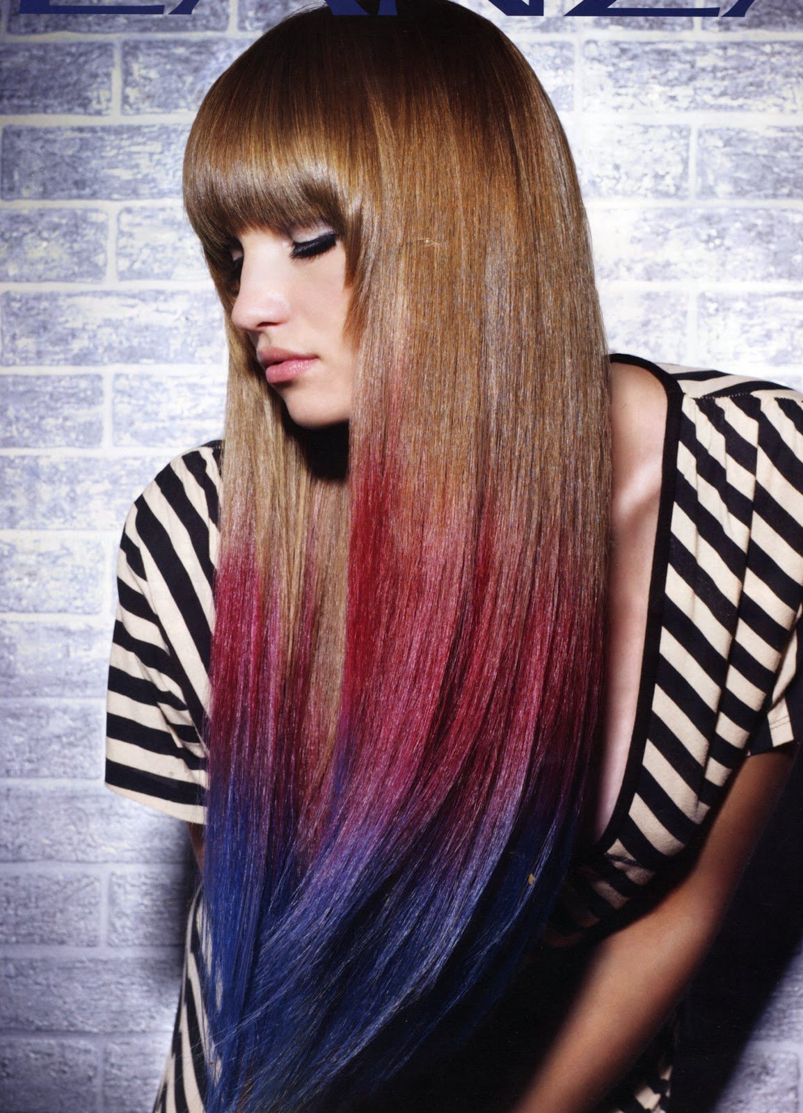 Free How To Use Colored Hair Chalks Tips And Tricks Wallpaper