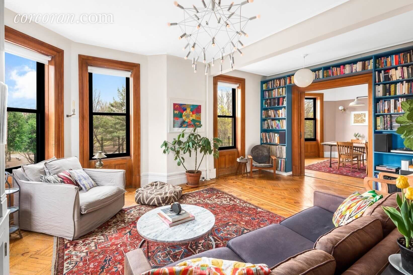Best Brooklyn Apartments For Sale Park Sl*P* At 163 Prospect Park West Brownstoner With Pictures