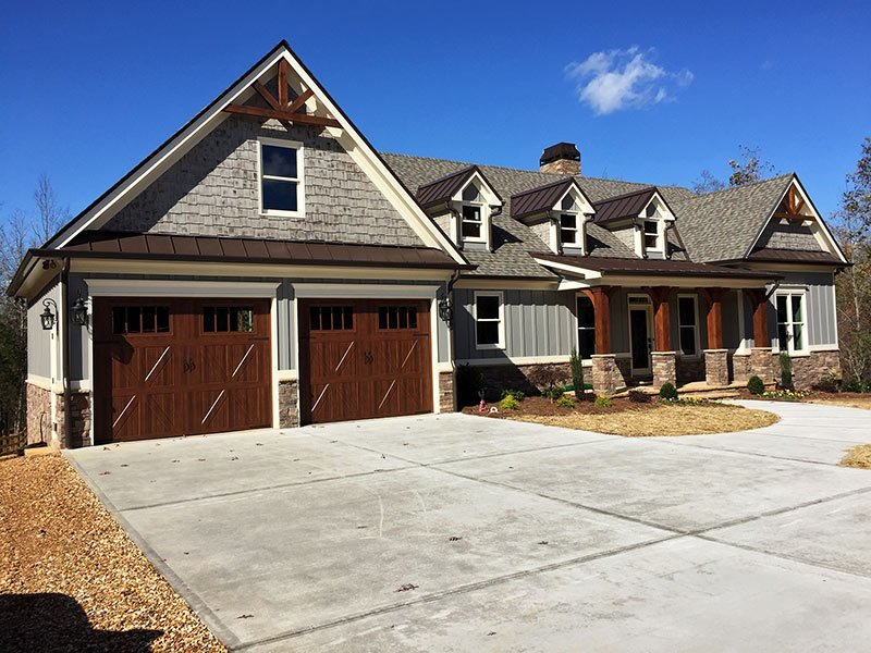 Best 4 Bedroom Floor Plan Ranch House Plan By Max Fulbright With Pictures