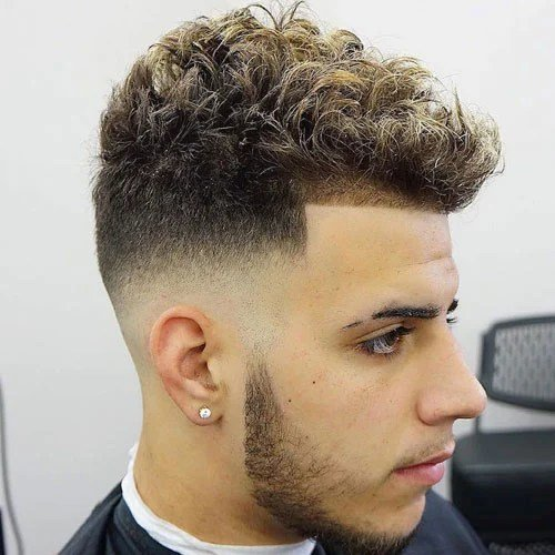 Free 39 Best Curly Hairstyles Haircuts For Men 2019 Guide Wallpaper