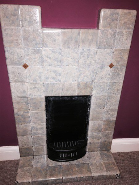 Best Fireplace In Bedroom Of 1930 S House Yes No With Pictures
