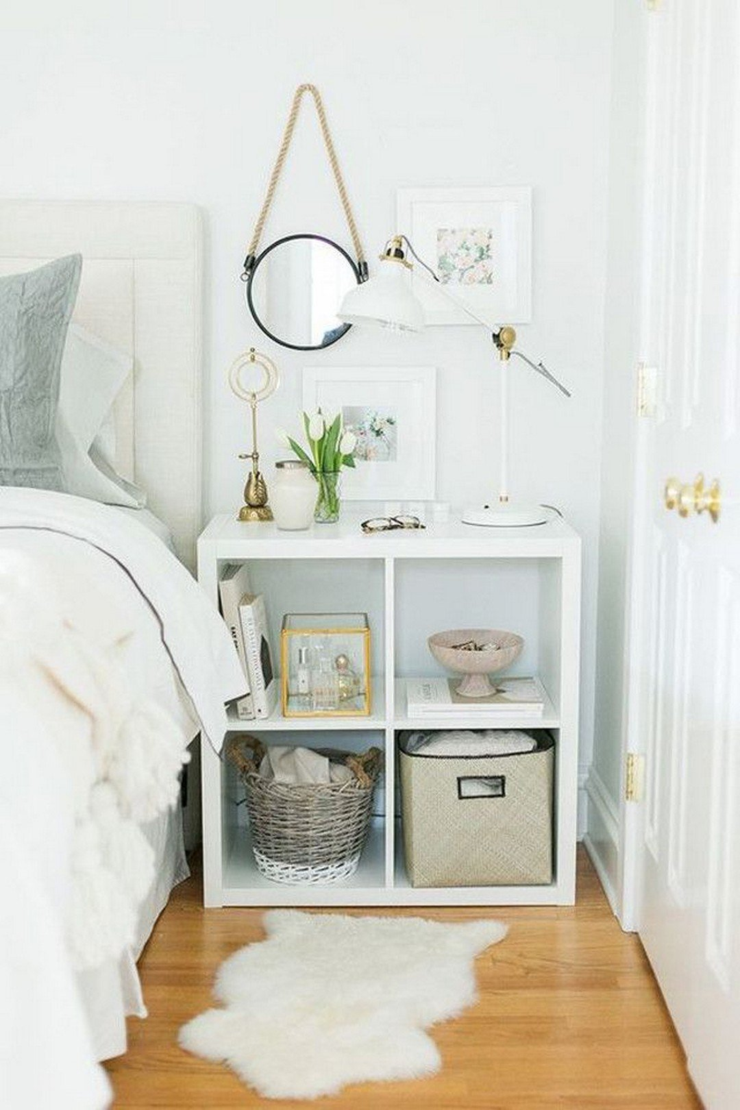 Best Easy Diy Small Bedroom Organization And Storage Hacks 12 With Pictures