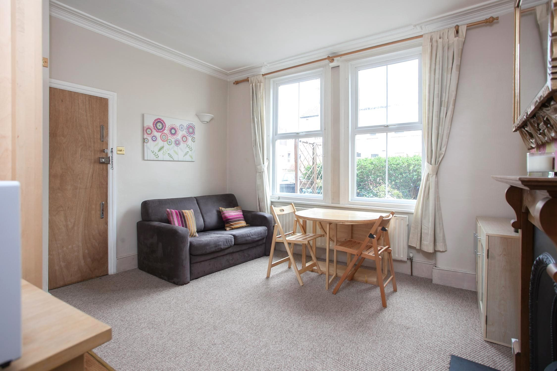 Best Portico 1 Bedroom Flat Recently Let In Brixton With Pictures