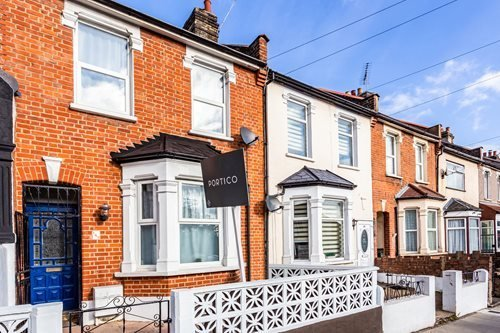 Best Portico 3 Bedroom House For Sale In East Ham Central Park Road E6 £415 000 With Pictures