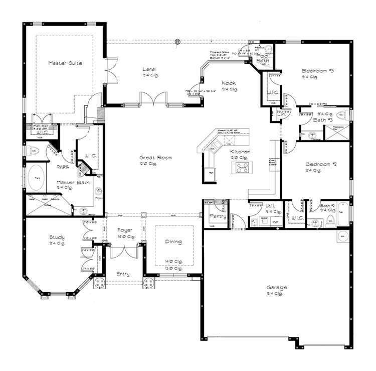 Best House Plans Open Floor Plans Split Bedrooms Ranch House With Pictures