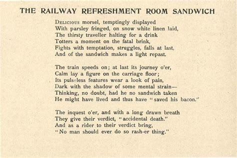 Best The Railway Refreshment Room Sandwich 1890 Queensland With Pictures