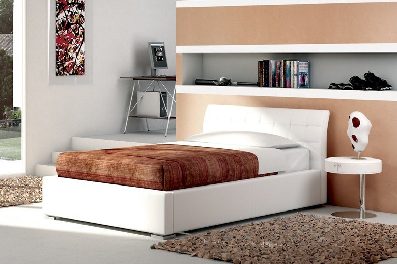 Best Chamonix Bed From Andreotti Bedroom Shop Furniture In Cyprus With Pictures