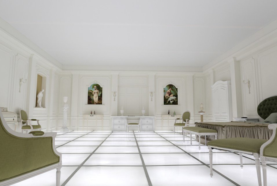 Best Simon Birch Recreates Stanley Kubrick S 2001 A Space Odyssey Neo Classic Bedroom Artlyst With Pictures
