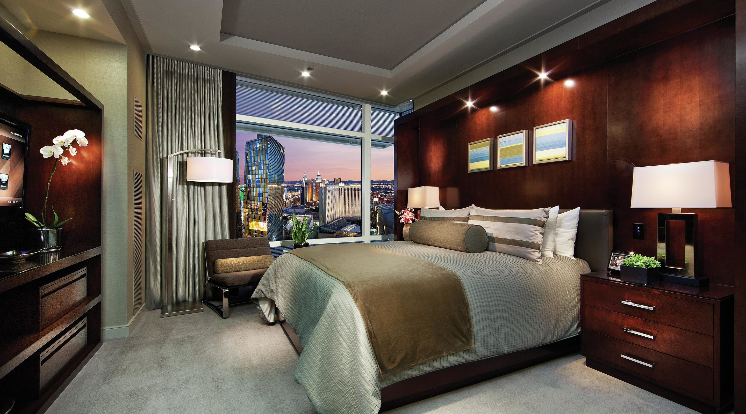 Best Two Bedroom P*Nth**S* Suite In Las Vegas Aria Resort With Pictures