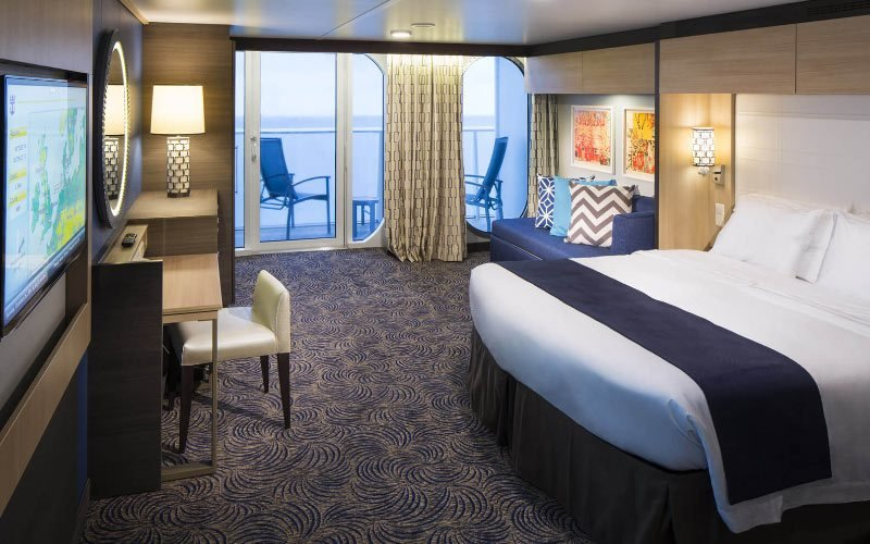 Best Staterooms And Suites Cruise Accommodation Royal With Pictures