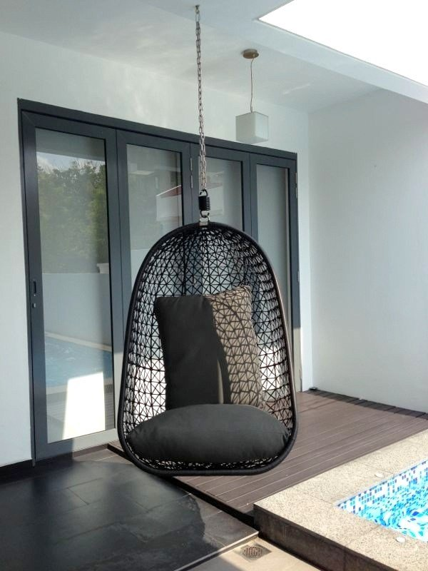 Best Hanging Chair Without Stand 2010 Lifestyle With Pictures