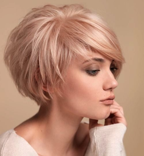 Free 93 Of The Best Hairstyles For Fine Thin Hair For 2019 Wallpaper