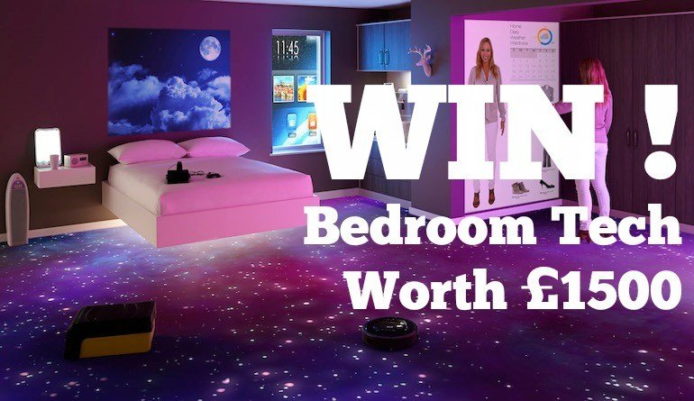 Best Bedroom Gadget Giveaway Betta Living With Pictures