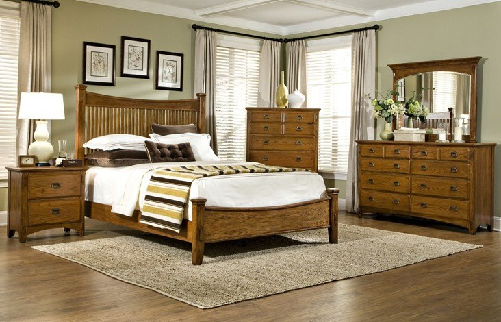 Best Intercon Furniture Pasadena Revival Bedroom Collection With Pictures