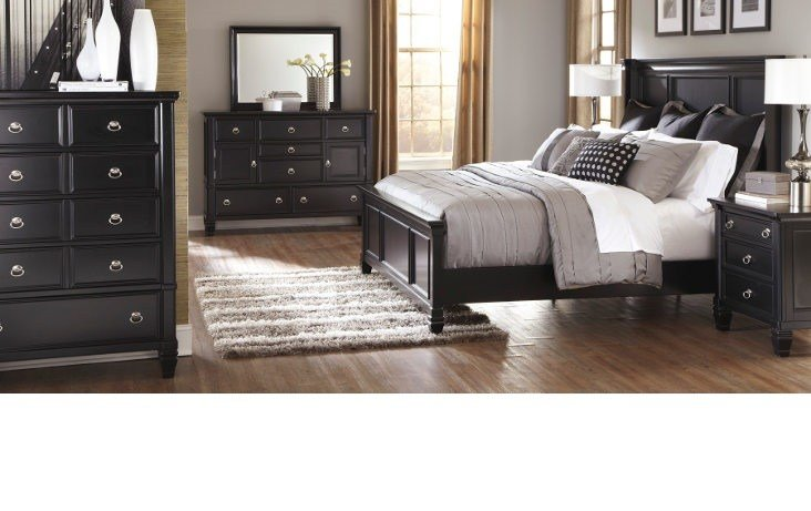Best Ashley Greensburg Bedroom Set By Bedroom Furniture With Pictures