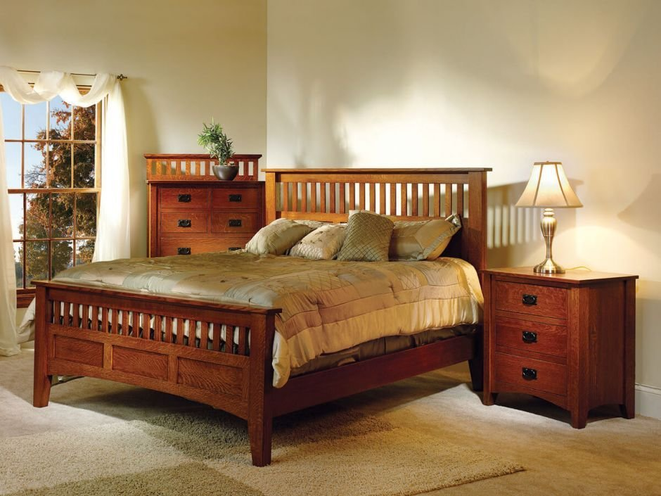 Best Madrid Mission Oak Dresser Countryside Amish Furniture With Pictures