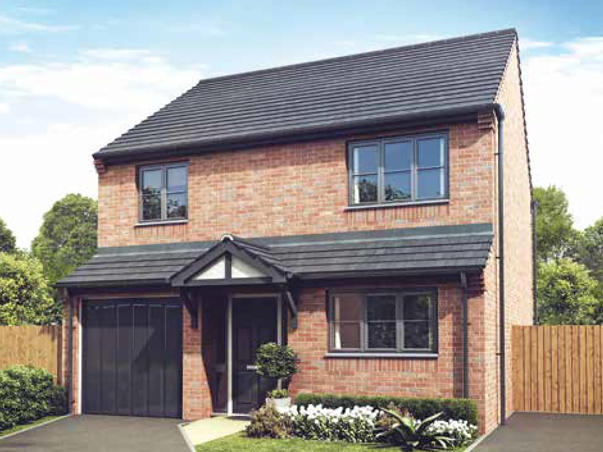 Best 4 Bedroom Detached House For Sale In Telford Shropshire With Pictures