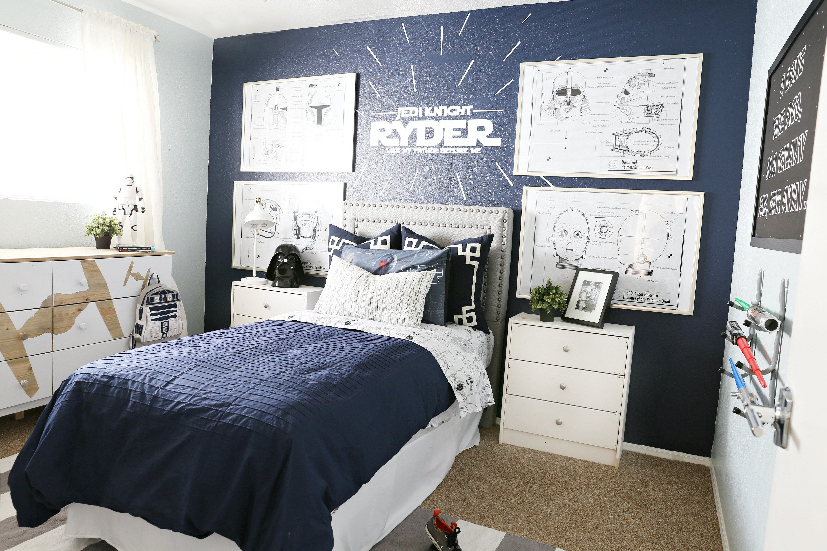 Best Star Wars Kids Bedroom Classy Clutter With Pictures