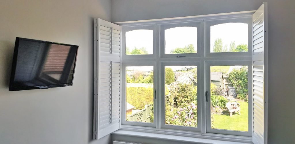 Best Full Height Shutters For Bedrooms From Shuttercraft Derbyshire With Pictures
