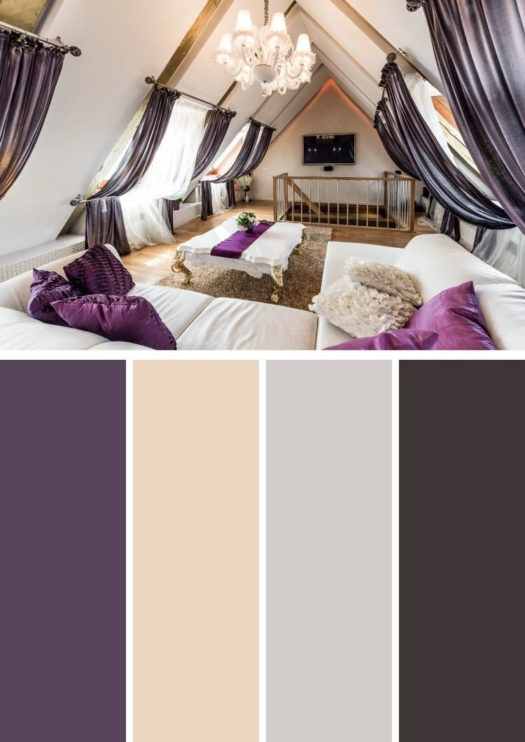 Best 10 Unique Purple Color Combinations And Photos Ideas And With Pictures