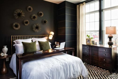 Best 75 Stylish Black Bedroom Ideas And Photos Shutterfly With Pictures