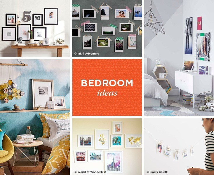 Best 30 Best Photo Collage Ideas For Every Room Shutterfly With Pictures
