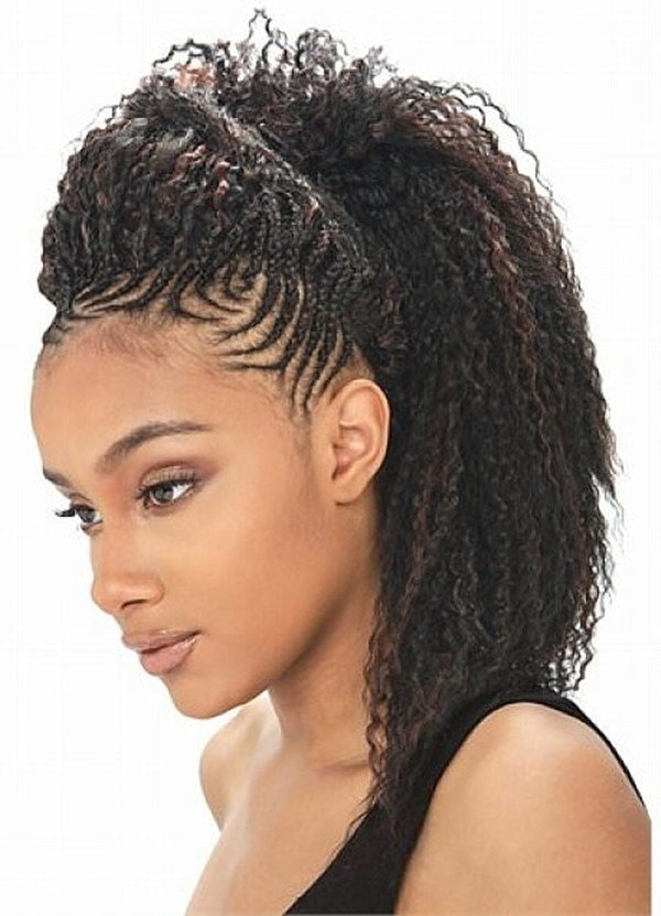 Free 66 Of The Best Looking Black Braided Hairstyles For 2019 Wallpaper