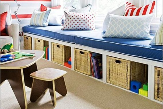 Best 10 Brilliant Space Saving Ideas For Kids Bedrooms With Pictures