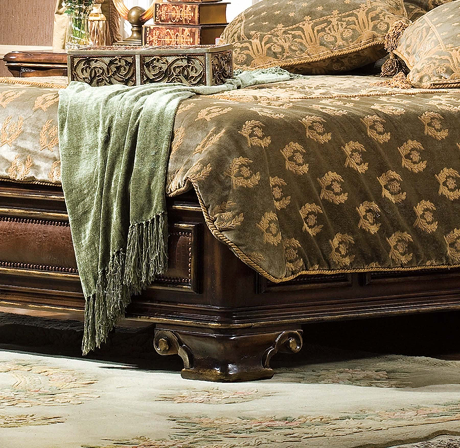 Best Georgia 5 Pc Bedroom Set With Pictures